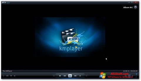 Captura de pantalla KMPlayer para Windows 10