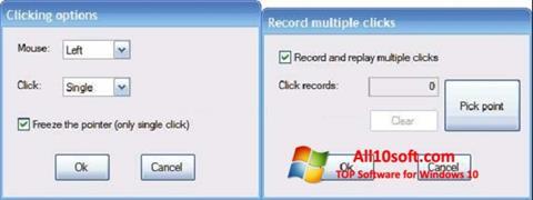 Captura de pantalla GS Auto Clicker para Windows 10