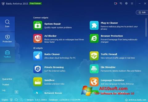 Descargar Baidu Antivirus Para Windows 10 32 64 Bit En