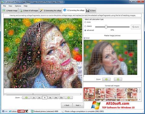 Captura de pantalla Photo Collage para Windows 10